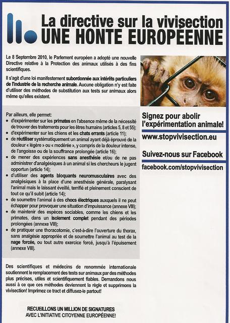 Directive vivisection